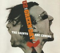 Cover U2 and Green Day - The Saints Are Coming