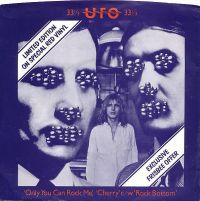 Cover UFO - Only You Can Rock Me