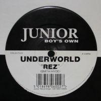 Cover Underworld - Rez