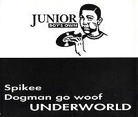 Cover Underworld - Spikee