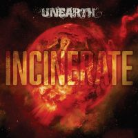 Cover Unearth - Incinerate