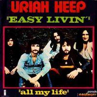 Cover Uriah Heep - Easy Livin'