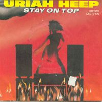 Cover Uriah Heep - Stay On Top