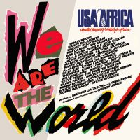 Cover USA For Africa - We Are The World
