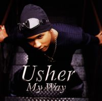 Cover Usher - My Way