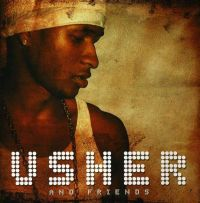 Cover Usher - Usher And Friends