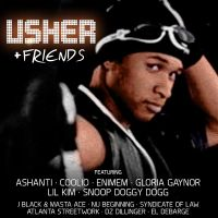 Cover Usher + Friends - Usher + Friends