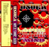 Cover Usura - Open Your Mind