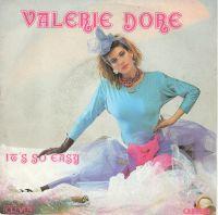Cover Valerie Dore - It's So Easy