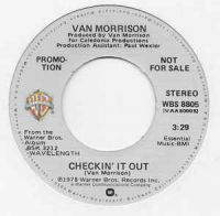 Cover Van Morrison - Checkin' It Out