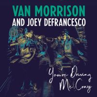 Cover Van Morrison and Joey DeFrancesco - You're Driving Me Crazy