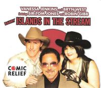 Cover Vanessa Jenkins and Bryn West feat. Sir Tom Jones and Robin Gibb - Islands In The Stream