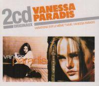 Cover Vanessa Paradis - Variations sur le même t'aime + Vanessa Paradis