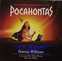 Cover Vanessa Williams - Colors Of The Wind