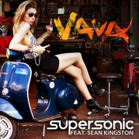 Cover Vava Voom feat. Sean Kingston - Supersonic
