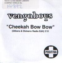 Cover Vengaboys feat. Cheekah - Cheekah Bow Bow (That Computer Song)