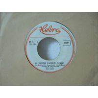 Cover Vic Vony - La madone d'amour