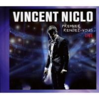 Cover Vincent Niclo - Premier rendez-vous - Live