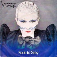 Cover Visage - Fade To Grey