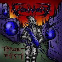 Cover Voivod - Target Earth