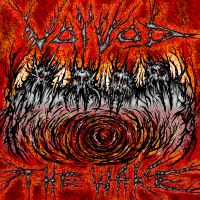 Cover Voivod - The Wake