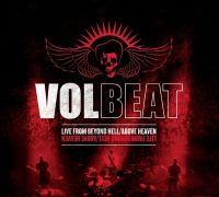 Cover Volbeat - Live From Beyond Hell / Above Heaven