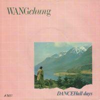 Cover Wang Chung - Dance Hall Days