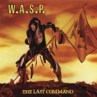 Cover W.A.S.P. - The Last Command