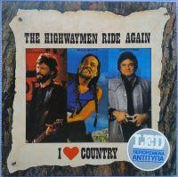 Cover Waylon Jennings / Willie Nelson / Johnny Cash / Kris Kristofferson - The Highwaymen Ride Again