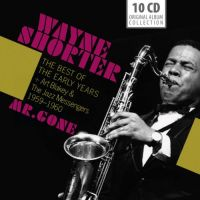 Cover Wayne Shorter - Mr. Gone