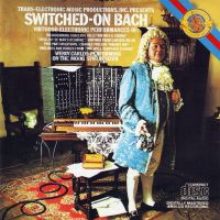 Cover Wendy Carlos - Switched-On Bach