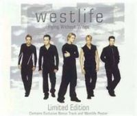 Cover Westlife - Flying Without Wings