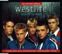 Cover Westlife - Queen Of My Heart