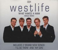 Cover Westlife - What Makes A Man