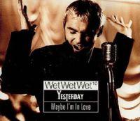 Cover Wet Wet Wet - Yesterday