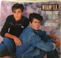 Cover Wham! - Young Guns (Go For It)