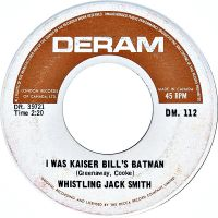 Cover Whistling Jack Smith - I Was Kaiser Bill's Batman