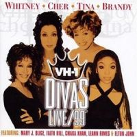 Cover Whitney / Cher / Tina / Brandy - VH-1 Divas Live 99