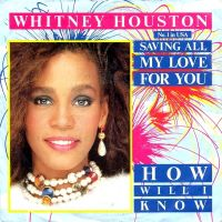 Cover Whitney Houston - Saving All My Love For You