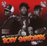 Cover Whoo Kid / G-Unit / 50 Cent - The Return Of The Body Snatchers