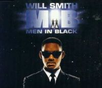 Cover Will Smith - Men In Black