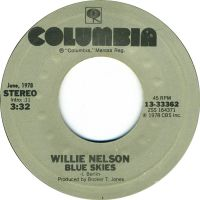 Cover Willie Nelson - Blue Skies