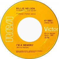 Cover Willie Nelson - I'm A Memory