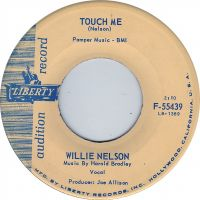 Cover Willie Nelson - Touch Me