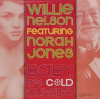 Cover Willie Nelson feat. Norah Jones - Baby, It's Cold Outside