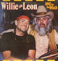 Cover Willie Nelson & Leon Russell - One For The Road