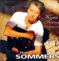 Cover Willy Sommers - Kom terug