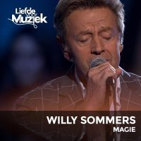 Cover Willy Sommers - Magie