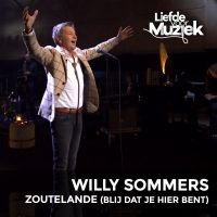 Cover Willy Sommers - Zoutelande (Blij dat je hier bent)
