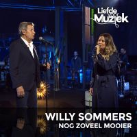 Cover Willy Sommers & Annemie - Nog zoveel mooier